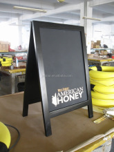 A Frame Chalkboard, blackboard, solid wood material, OEM welcome