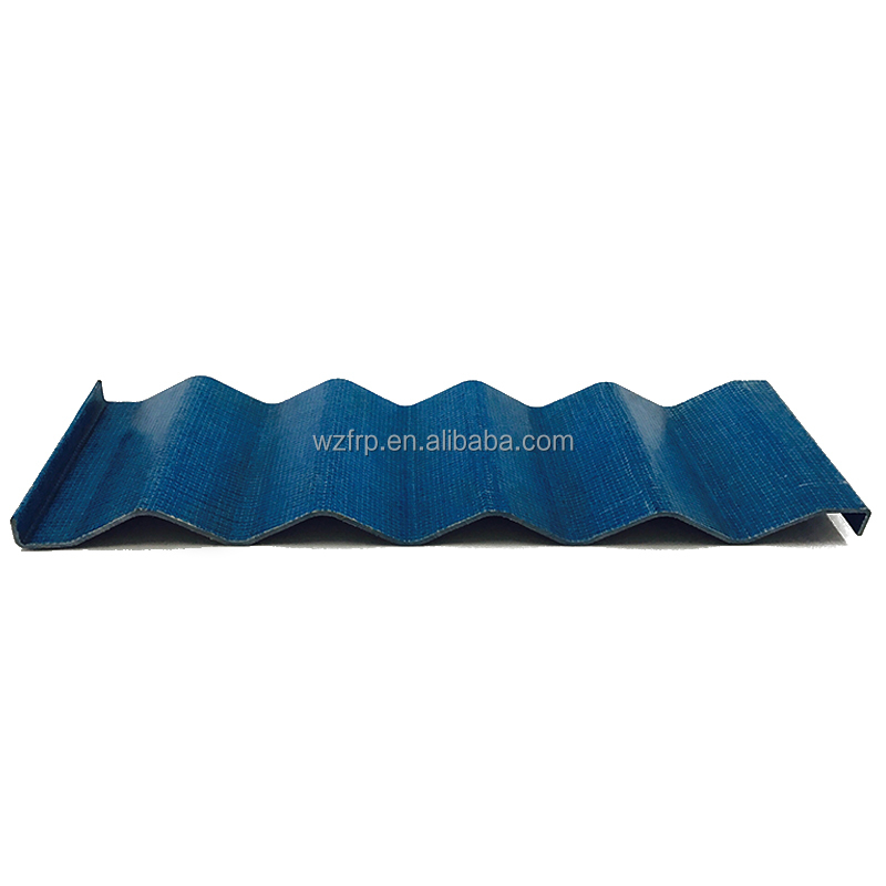 Fiberglass FRP High Strength Roof Tile