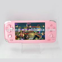 Portable game player for pmp,4.3inch touch+Vibration horn+1400mha