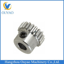 Custom Made Straight Tooth Spur Gear