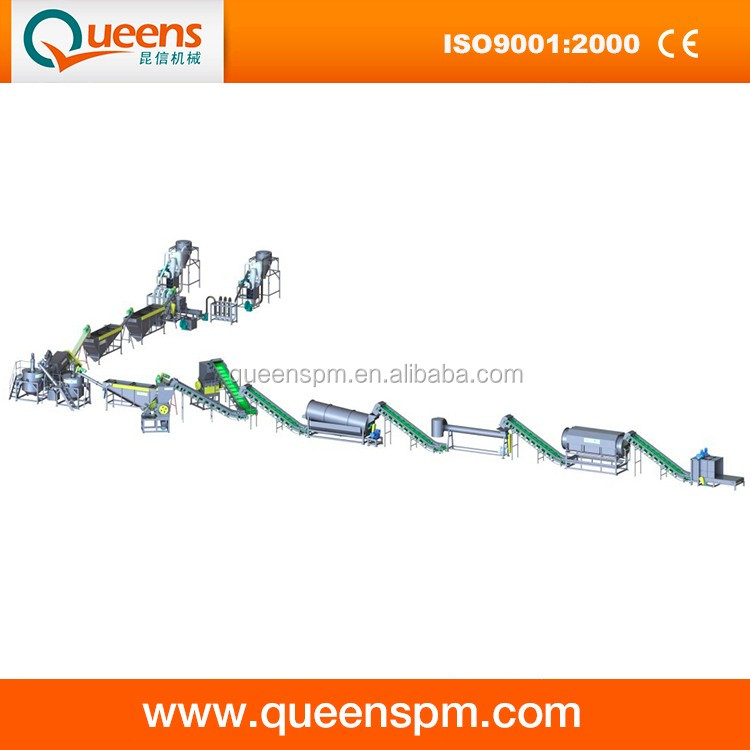 PET Recycling Line for PET Bottles