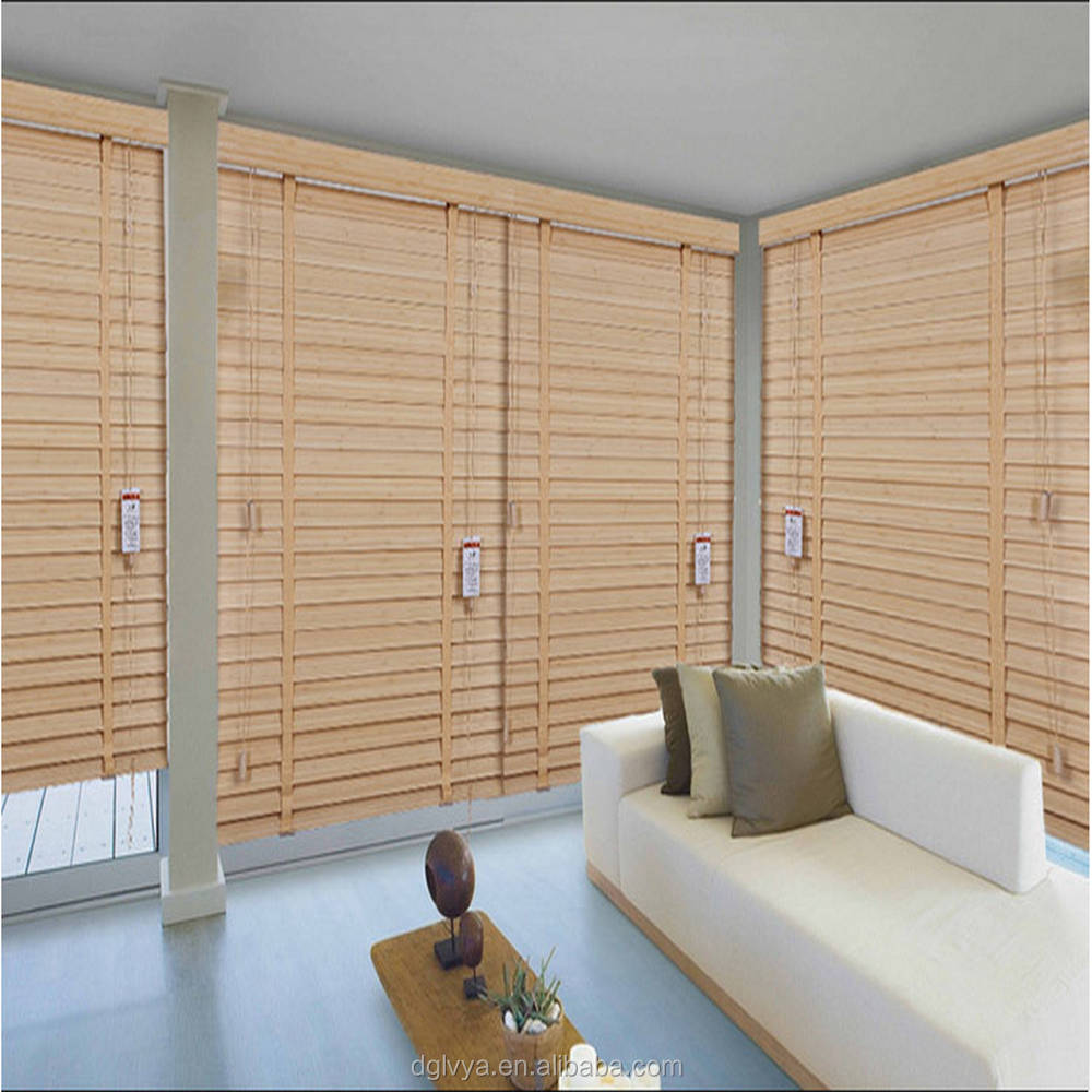 Home Decorative Window Blinds, Bamboo Blind, Shade, Curtain