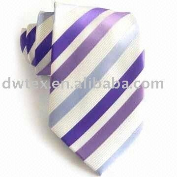 100% Polyester Jacquared Necktie