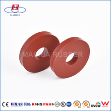 OEM/ODM VITON,SBR,NR round plain thin flat washer with ce