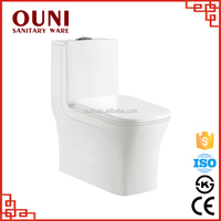 ON-826 Luxury bathroom design siphonic s-trap japanese toilet