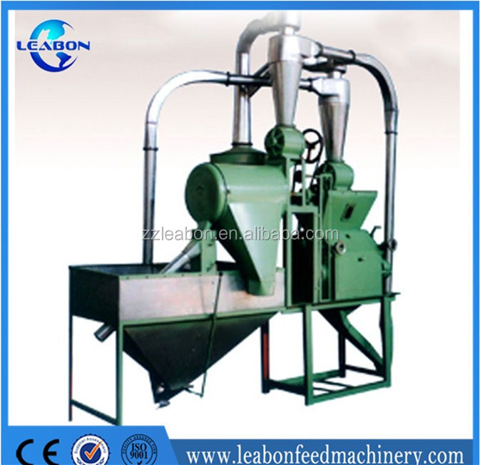 Easy Control Best Quality Wheat Flour Milling Machine Price/Corn Maize Mill for Sale