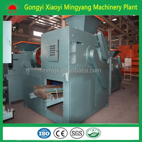 ISO CE charcoal making machine bbq charcoal/coal ball briquette pellet machine 008613838391770