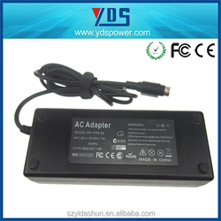 alibaba china supplier notebook adapter/charger 20V 6A 120W Round 4-pin laptop adapter usb mini jack