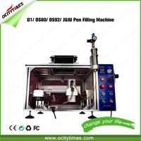 china manufacturer semi automatic capsule filling machine /cartridge filling robot machine /cigarette machine fresh choice