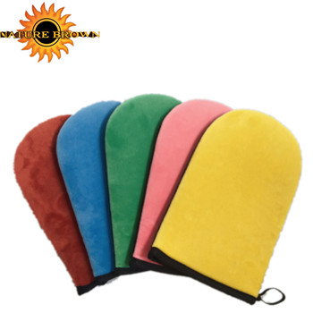 High Quality Strek-Free Sunless Tanning Applicator Mitt For Spray Tanner