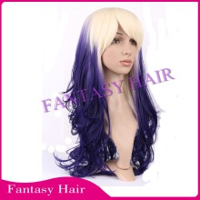 synthetic wig ombre color korean fiber ombre synthetic wigs synthetic wigs heat resistant