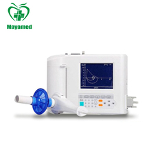 MY-C037 Low price medical portable electronic spirometer with mouthpiece