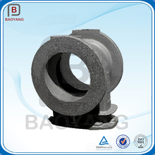 china ISO certificated grey iron ductile iron casting factory