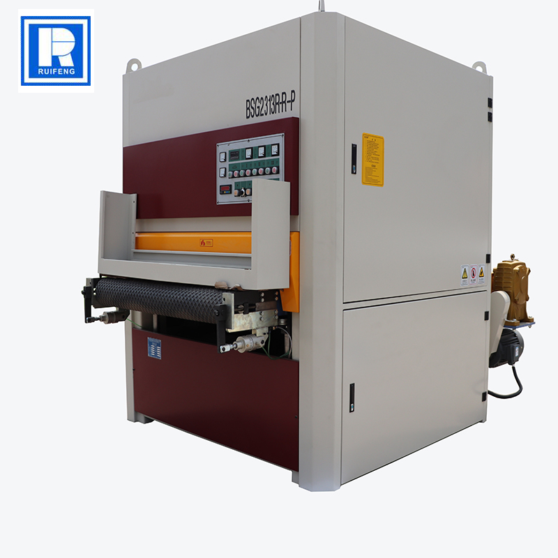 Wood working sanding machine for plywood