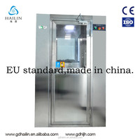 Cleanroom Chamber Air Shower With HEPA filteration System