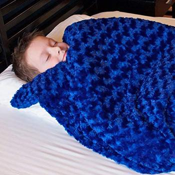 Children 5lbs Autism Weighted Blanket For Kids