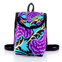 Fashionable Laptop Sleeve Bohemian Style Canvas Fabric Case Bag Cover For 12.9 Ipad Pro / 13.3 Inch Laptop Notebook Computer