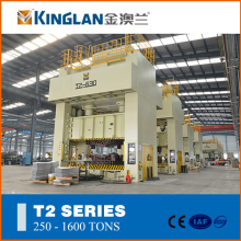 high quality tonnage high press force puching press China made