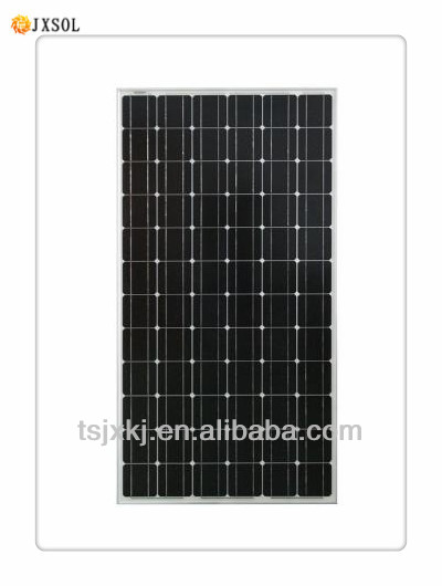 180w Solar cell plate/polycrystalline silicon solar panel