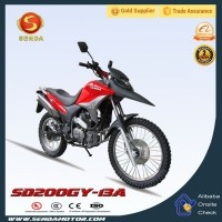 200cc Dirt Bike Off Road Enduro Motorcycle SD200GY-13A