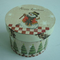 Cheap Christmas Wooden Gift Box Wholesale