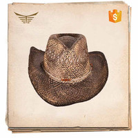 2016 Western Mexican Cheap Wholesale Lemmy Cowboy Hat