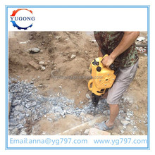 Internal Combustion small rock drilling rig for Quarry Stone