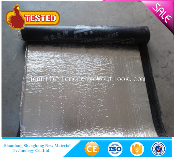 China Sbs/app Bitumen Waterproof Membrane