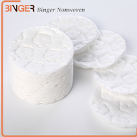 cotton pads for facial cosmetics