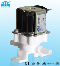 Yongchuang brand YCWS10 series 24V ro system 24v 12v dc water solenoid valve for domestic ro system dc24v