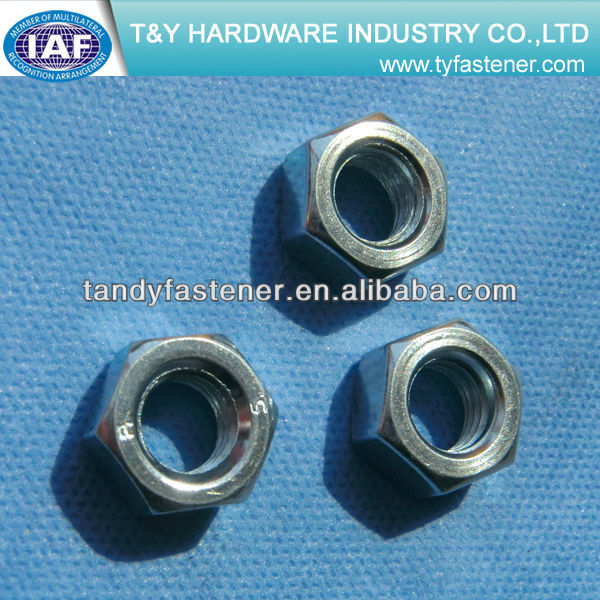 Hex Union Nut