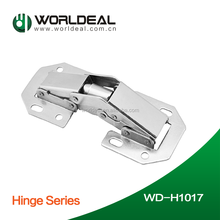 Hardware Small Adjustable Spring Hinge for Cabinet Door