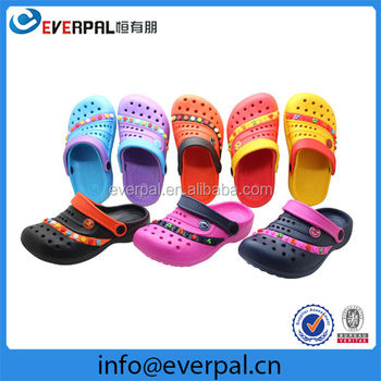 kids wholesale sandals cheap clogs