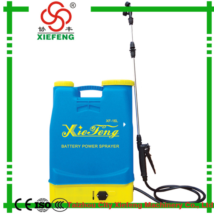 Hot sale new product battery garden sprayer