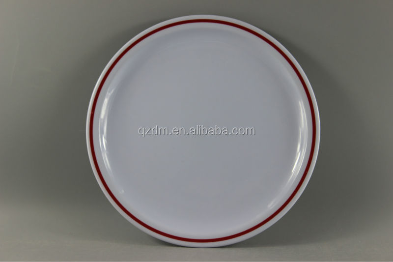 China Like Melamine Plastic Dinner Plate