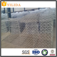 China Factory plastic coated HEXAGONAL gabion wire mesh