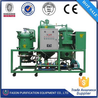Fason used lube oil regeneration system with CE