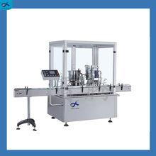 Mini bottle spray perfume filling and capping machine price