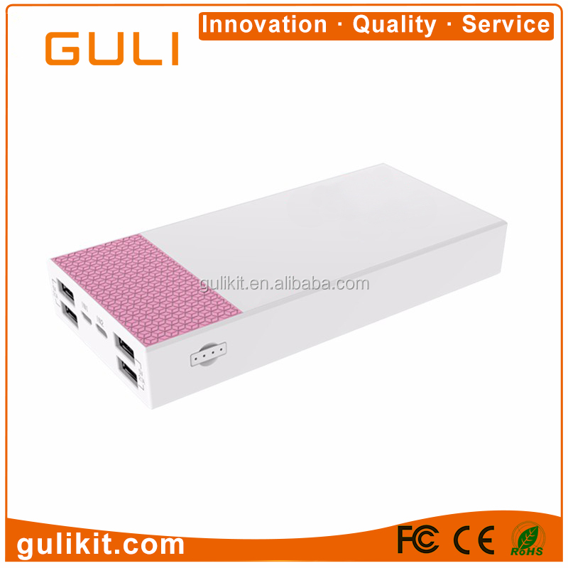 Quick charge 1000mAh fresh Power Bank
