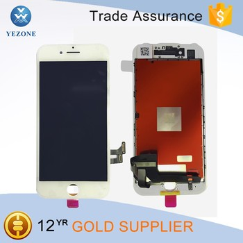"New Arrival 4.7"" Lcd Screen Replacement for iPhone 7 White Digitizer Assembly A1778 A1660"