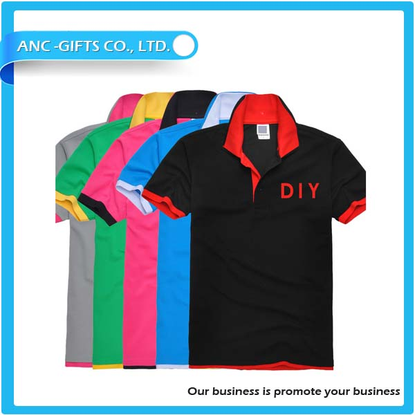 China manufacturer wholesale bulk plain DIY t shirts cheap price custom men's t shirt printing
