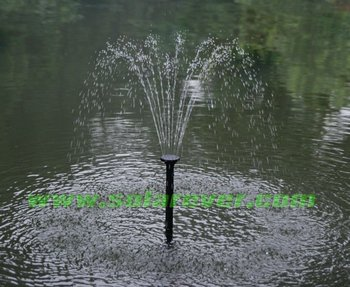 DC Brushless Solar Fountain Pump (SP1.5-320605)