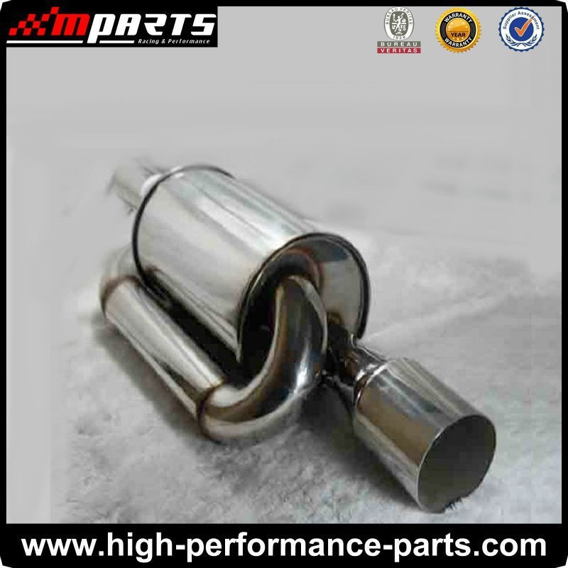 Universal High Quality Racing Exhaust Muffler, Exhaust Pipe
