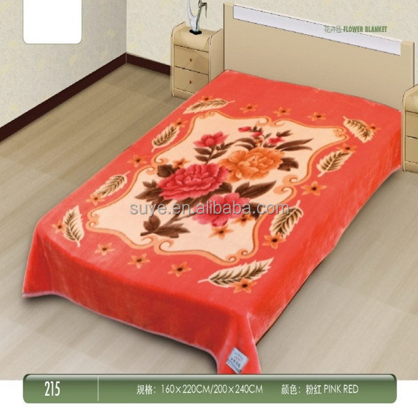 Popular cheapest blankets manufacturer in guangzhou
