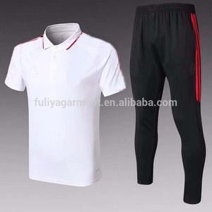 New men plain football sets men s stripe soccer jerseys and shorts adult  blank Training Games kits 4248d4695