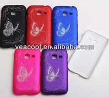 NEW Butterfly Hard Case For Samsung S6802 Galaxy Ace Duos