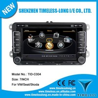 S100 Car GPS For Volkswagen Seat Alhambra 2011 with GPS A8 Chipset 3 zone POP 3G/wifi BT 20 dics playing