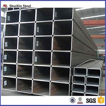 Large supply high quality galvanized steel tube for contruction