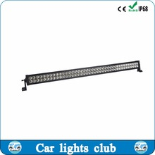 Dual curve off road work 3w led light bar for truck