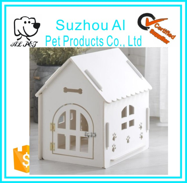 Wholesale Pet Cat Cage Small Villa Fashion Cute Dog House